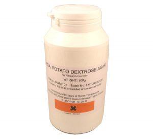Potato dextrose agar