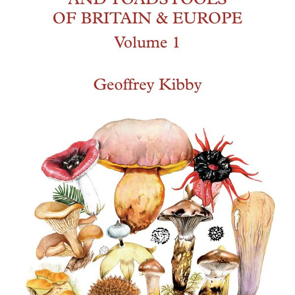 Mushrooms and Toadstools of Britain and Europe - Kibby